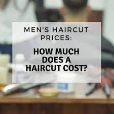 how much does a haircut cost