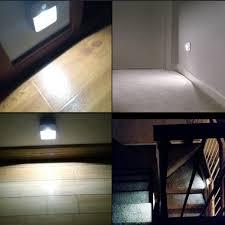 Motion Sensor Stair Lights Le Led Night Light Wireless Motion Sensor Night Light Battery