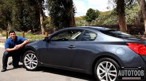 2010 Nissan Altima Coupe Review - YouTube
