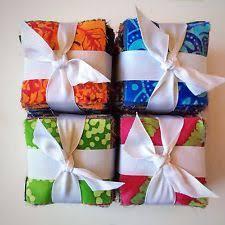 Quilting Craft Fabrics | eBay & 200 Assorted BATIK pre cut charm pack 2.5