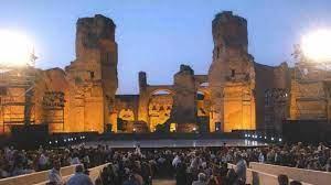 """Aida"""" di Verdi del 12 luglio alle 10 su RAI 5: dalle Terme di Caracalla"""