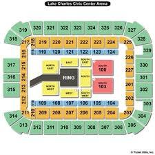 Lake Charles Civic Center Seating Chart 17 Explicit Lake Charles Civic Center Seating Chart
