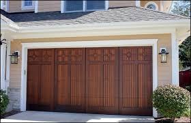 Designer Garage Doors Residential Unique Decorating Ideas