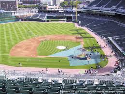 Detroit Tigers Seating Chart With Rows Best Seats For Detroit Tigers At Comerica Park