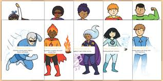 Characteristics Of A Superhero Eyfs Characteristics Of Effective Learning Statements On