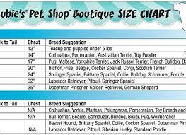 Banana Split Size Chart Dog Costumes Size Small Banana Split Costume For Dog Dog