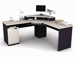3 piece corner soreno l shaped computer desk walker edison