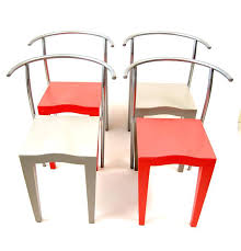 phillipe starck furniture by 4 x glob chairs philippe starck outdoor furniture