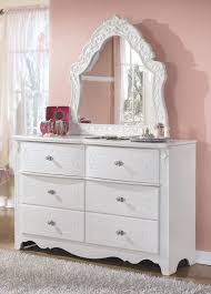 Mirror Style Bedroom Furniture Buy Ashley Furniture B188y Exquisite Dresser With French Style
