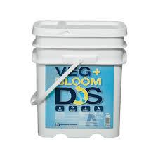 Veg Bloom Ro Soft Feed Chart Veg Bloom Dos A