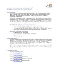 Resume For Lab Technician Resume For Study