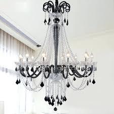 great light black crystal chandelier for dinning room black crystal chandeliers black crystal chandelier uk black