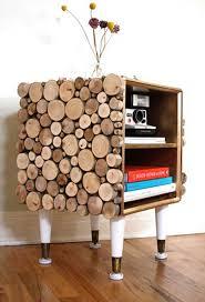 rustic log furniture ideas. Diy-table Rustic Log Furniture Ideas