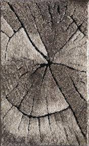 natco home rainier oak tree multi black area rug 1 10 x