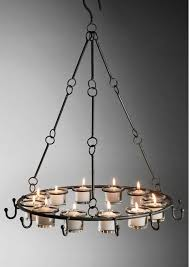 20 lovely outdoor candle chandeliers home design lover in chandelier decorations 10