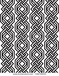 Celtic Pattern Interesting Seamless Celtic Pattern Stock Vector Royalty Free 48