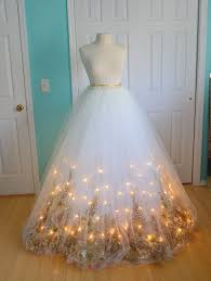 Dresses With Lights Making A Christmas Angel Costume Part One Fairy Dress