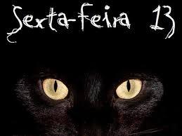 Resultado de imagem para SEXTA-FEIRA 13