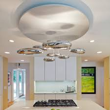 Kitchen Drop Lights Chrome Many Large Pebbles Luxury Mercury Chandelier Water Drops