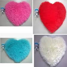 40 50cm carpet heart shaped chenille fluffy bedroom rug living room coffee table wool carpet heart mats carpet floor home bath mat