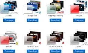 Microsoft Access Themes Download Unearth Region Specific Windows 7 Themes Techspot