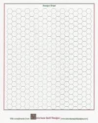 Hexagon Quilting Templates. amazon com hexagon quilting template ... & victoriana quilt designs printable quilt graph papers for Adamdwight.com