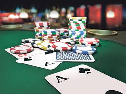 Casino Games - Poker: Poker: Handling A-x suited