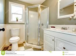 Bathroom White Cabinets Great Blend Of White Bathroom Cabinets With Olive Walls Royalty