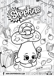 Coloring Pages For Kids Shopkins Coloring Pages For Kids Coloring