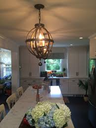 kitchen pendant lights images beautiful salon bleu demijohn kitchen decoration pendant lights chandelier decor jpg 2448x3264