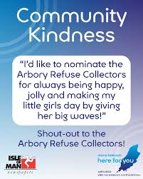Isle of Man Newspapers - What a lovely shout-out sent in by Polly Garrett  👏 If you would like to nominate someone for a shout-out, email  community@iomtoday.co.im ❤️ | Facebook