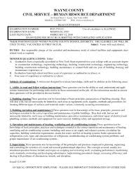 Custodial Maintenance Resume Rome Fontanacountryinn Com