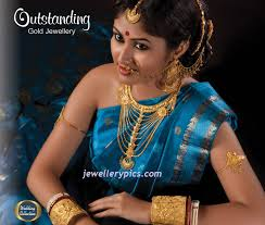 anjali jewellers gold wedding collection. bengali bride in wedding jewellery outstanding from anjali jeweller. jewellers gold collection r