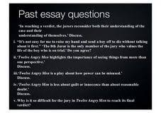angry men thesis statements hotel and restaurant management 12 angry men thesis statements
