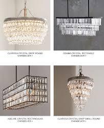 dalila beaded crystal chandelier