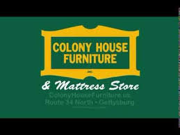 Colony House Furniture Gettysburg Pa