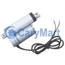 2 50mm 500n stroke heavy duty linear actuator 100 pound 90kg 2 50mm 500n stroke heavy duty linear actuator 100 pound 90kg max lift 12 volt or 24 volt dc
