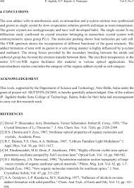 growth and characterization of urea adduct m nitrobenzoic  growth and characterization of urea adduct m nitrobenzoic acid m nitroaniline and p xylene mixtures