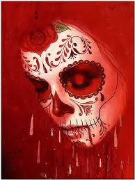 art skull art sugar skull drawing