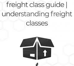 Freight Class Guide Understand Freight Class Protrans