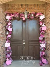 valentine wreaths for your front doorValentine Front Door Decorations  Home