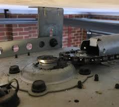 guardian garage door opener broken gear guardian 21230l garage door repairs broken guardian drive gear assembly
