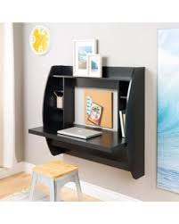 homcom floating wall mount office computer desk. uenjoy floating wall mounted office computer desk home table wstorageblack homcom mount l