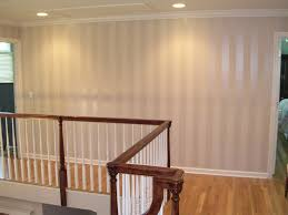 Striped Bedroom Paint Flat Gloss Stripes In The Same Color I Am Remembering This For