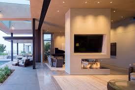 Modern Open Plan House Interior Design