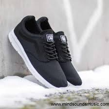 vans running shoes. united states | men\\\u0027s shoes - vans iso 1.5 + mesh black running h