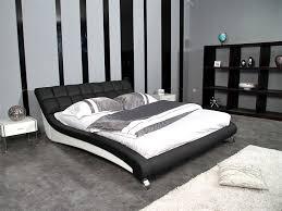 Modern California King Bed Frame