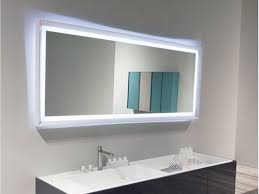 Bathroom mirrors and lighting ideas Gray Mirror Design Ideas Led Large Bathroom Mirrors With Lights Behind Mosaic Diy Mirror Decorating Handmade Itforumco Bathroom Mirror Vanity Fixtures Side Chrome Chadelier Shelves