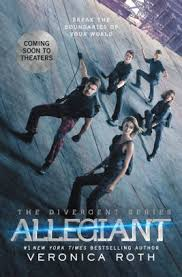 by veronica rothveronica roth read reviews allegiant tie in edition read an excerpt of this book