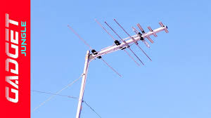 best tv antenna 2018 rca compact outdoor yagi review